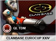 [QL] ClanBase EuroCup XXIV