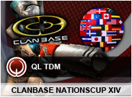 [QL] ClanBase Nations Cup XIV