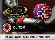 [QL] ClanBase Nations Cup XIV