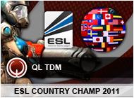 [QL] ESL Country Championship 2011