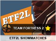 [TF2] ETF2L Showmatches